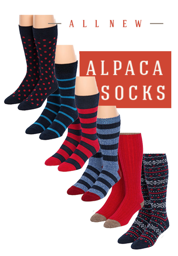 Wholesale Alpaca Socks